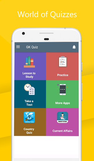 General Knowledge Quiz : World GK Quiz App by Nithra (Google Play
