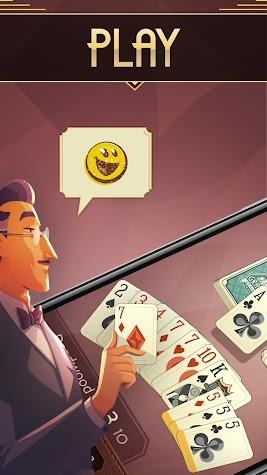 Grand Gin Rummy: Classic card game Gin Rummy Screenshot