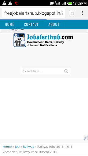 Govt Job Alert Sarkari Naukri
