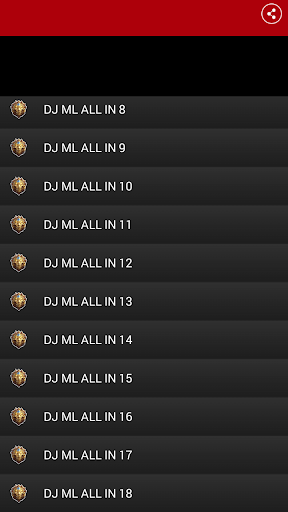 DJ (ALL IN) MOBILE LEGENDS  REMIX mp3 1.0 screenshots 3