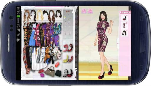 玩休閒App|格雷斯女性打扮。免費|APP試玩