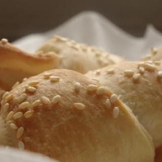Vegan Croissants - Posni Kifli