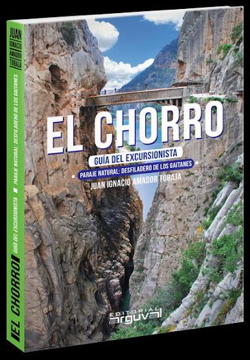 Libro El Chorro de Juan Ignacio Amador Tobaja