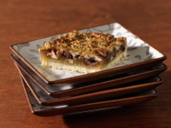 Chocolate Pecan Pie Bars Recipe