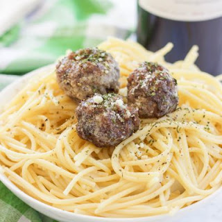 Simple Oven Baked Paleo Meatballs (Video)