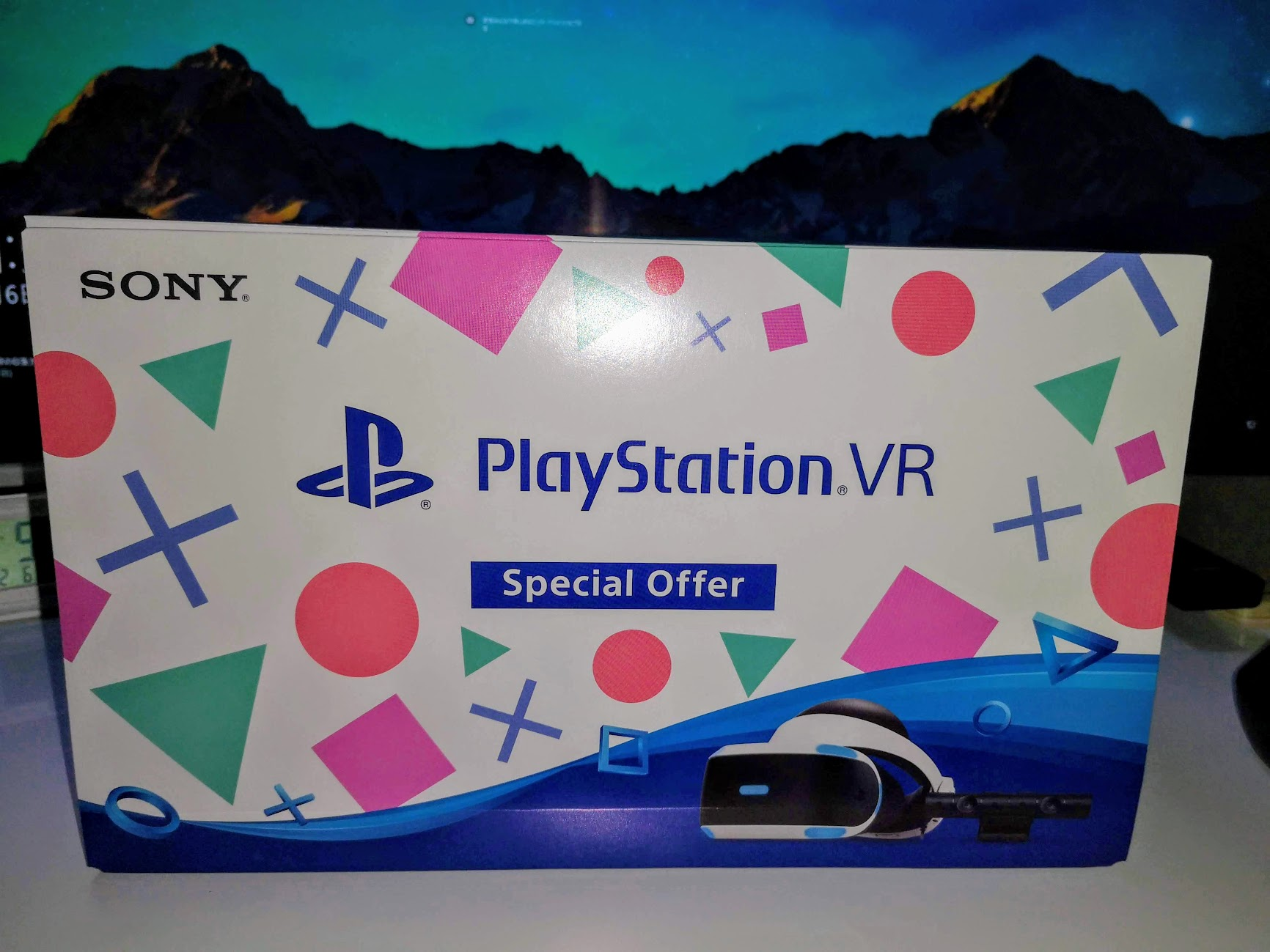 PlayStation VRを購入