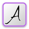 PicSay Pro Font Pack - A icon
