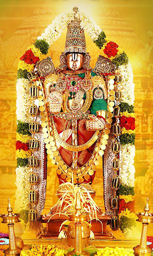 Sri Venkateswara Live Wallpaper  screenshots 2