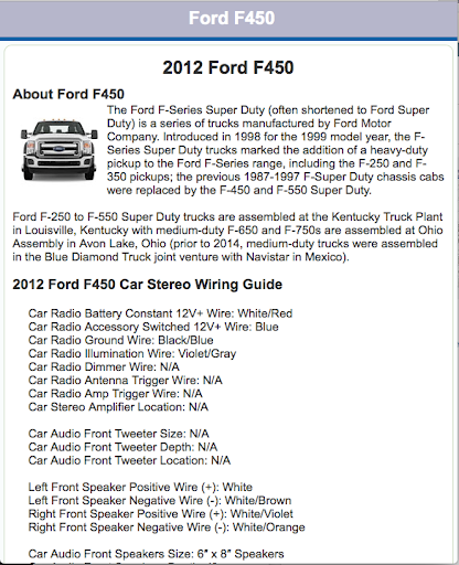 download american car stereo wiring diagrams free for