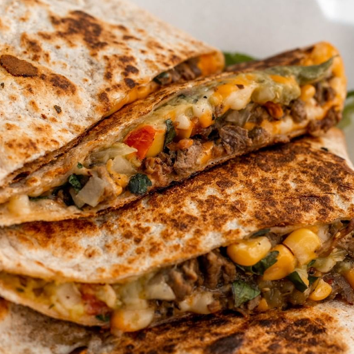 Chicken Chorizo Quesadilla