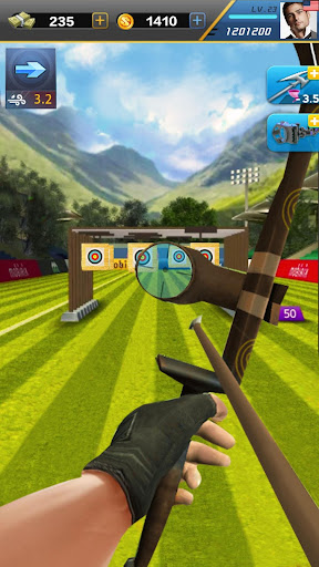 Elite Archer-Fun free target shooting archery game 1.1.1 screenshots 2