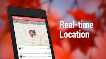 Screenshot of Family Locator & Kids Tracker