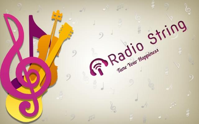 RadioString
