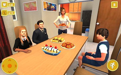 Virtual Mother Life - Dream Mom Happy Family sim 1.0 screenshots 4