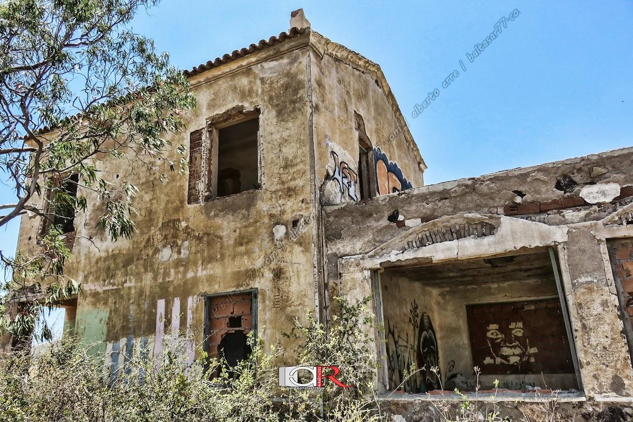 Urbex - Lugares abandonados Almeria