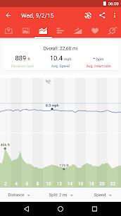 Runtastic Road Bike PRO APK 5