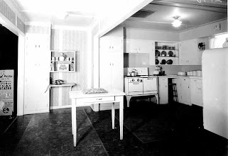 Photo: 1937 model kitchen