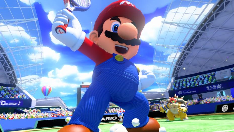 Mario - Biểu tượng thành công của Nintendo trên toàn thế giới (Nguồn: Nintendo)