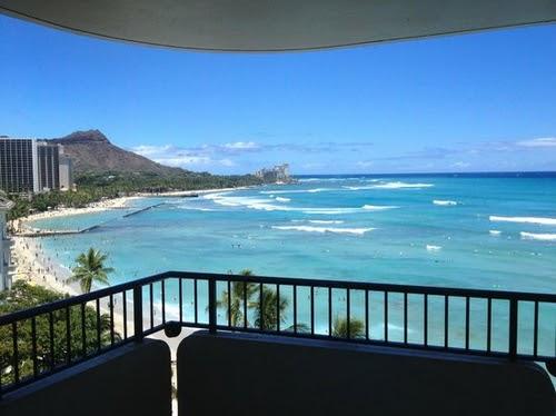 夏威夷。2009歐胡島蜜月。Moana Surfrider威斯汀衝浪者度假飯店(ARASHI聖地巡禮)