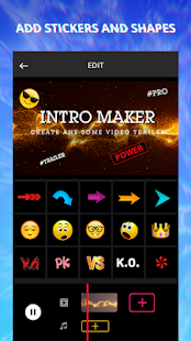 Intro Maker With Music, Video Maker & Video Editor APK for Windows