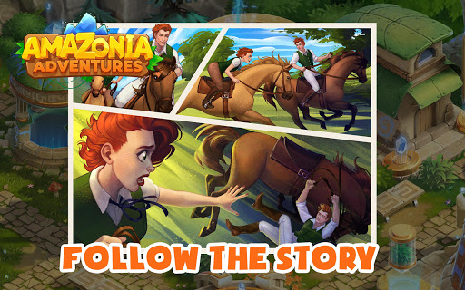 Amazonia Adventures screenshots 9