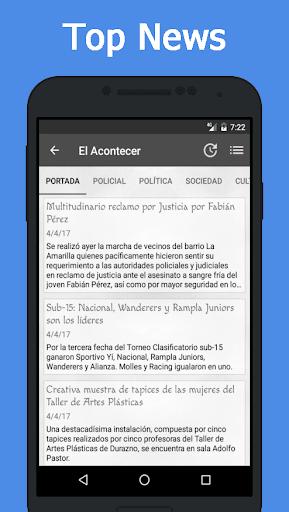 News Uruguay  screenshots 3