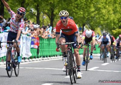 Marcos Garcia blijft leider in Ronde van Japan na tweede ritzege van Grega Bole van Bahrein-Merida