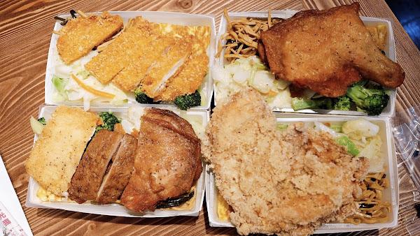 之澤食堂-最愛這種菜飯分離的便當了!!70元起還可以全高雄不限數量送到家?!