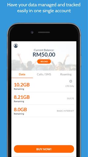 mobile@unifi screenshots 3