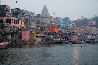 Photo: Aamu Ganges-joella