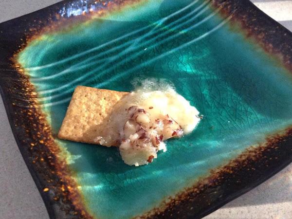 Sweet Hazelnut Baked Brie Recipe