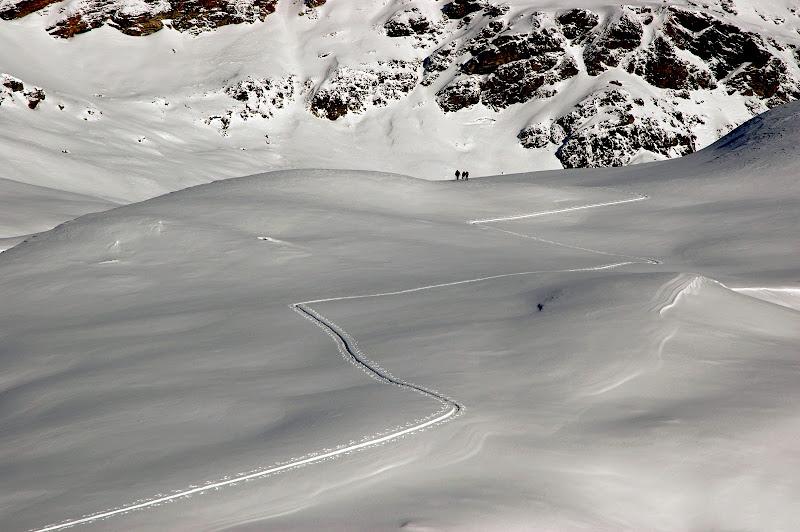 Puntini nella neve di benny48