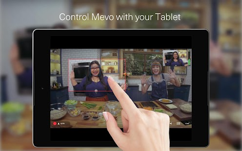 Mevo - The Live Event Camera- screenshot thumbnail
