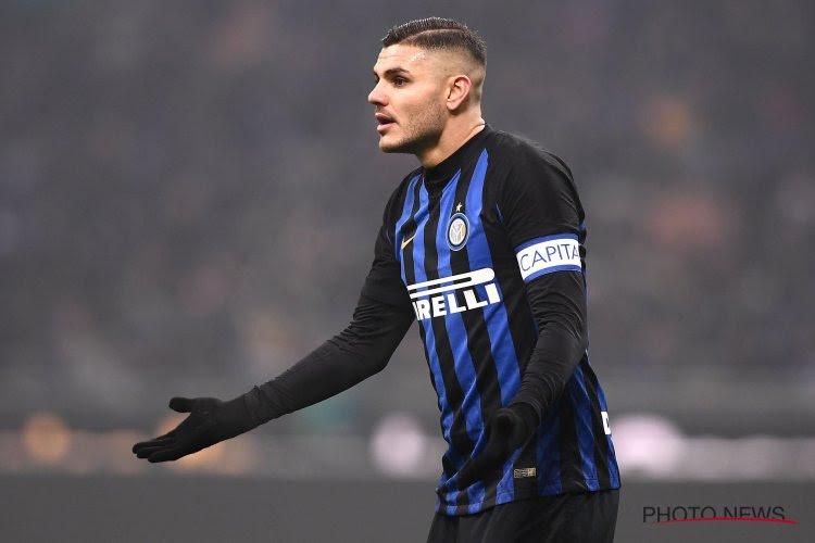 Officiel : L'Inter a pris une décision importante concernant Mauro Icardi !