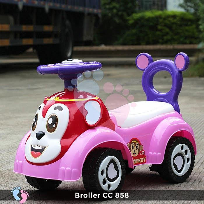 Xe chòi chân Broller CC-858 6