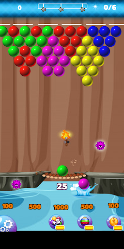 Favorite Balls Islets screenshot 5
