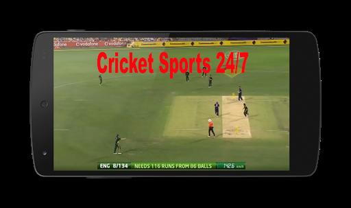 Live Cricket Sports 24 7 HD