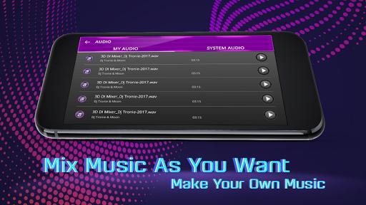 3D DJ Mixer Music 6.9.68 screenshots 4