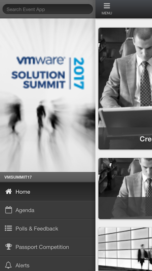 VMSUMMIT17- screenshot