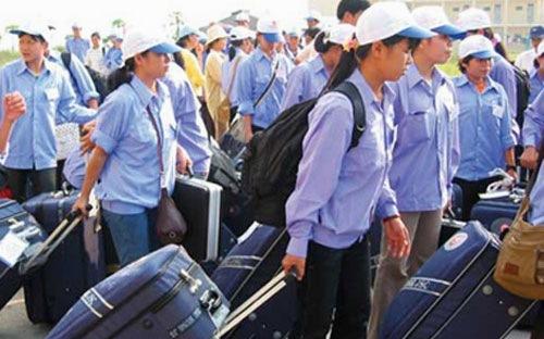 Hiện nay, Việt Nam có hơn 170 doanh nghiệp cung ứng lao động, mỗi năm gửi ra nước ngoài khoảng 80.000 lao động (Ảnh: Internet)