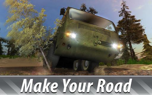 Logging Truck Simulator 2 apkpoly screenshots 4