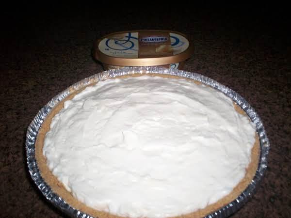 White Chocolate Cheesecake Pie Recipe