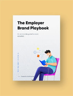 Employer Brand Playbook, Actionable Guide for Smart Recruiters. Source: SmartDreamers