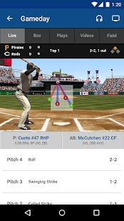 MLB.com At Bat - screenshot thumbnail