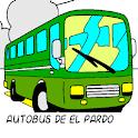 Bus El Pardo icon