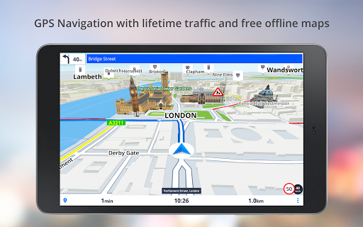 GPS Navigation - Drive with Voice, Maps & Traffic screenshot 12