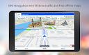 screenshot of Free GPS Navigation