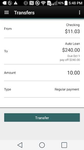 OFCU Mobile Banking screenshot 3