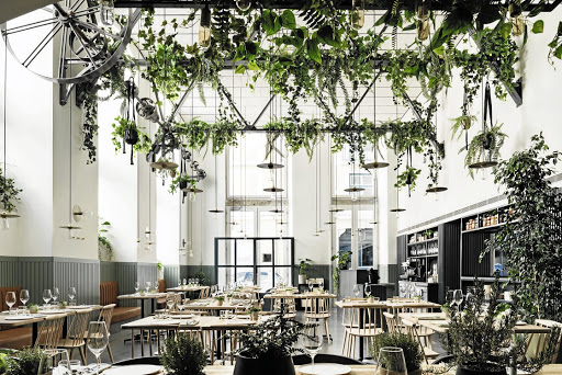 Elegant dining: Chef António Galapito's Prado, once a fish factory, is now one of Lisbon's best restaurants. Natural wine, ethically butchered meat and a mix of seasonal fish and vegetables are on offer. Picture: ISHAY GOVENDER-YPMA