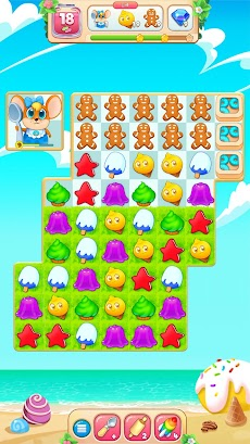 Candy Riddles:無料で3つのパズルのおすすめ画像5